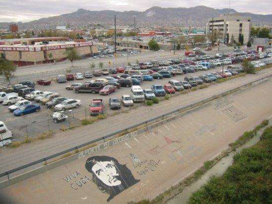 El Paso / Ciudad Juarez border