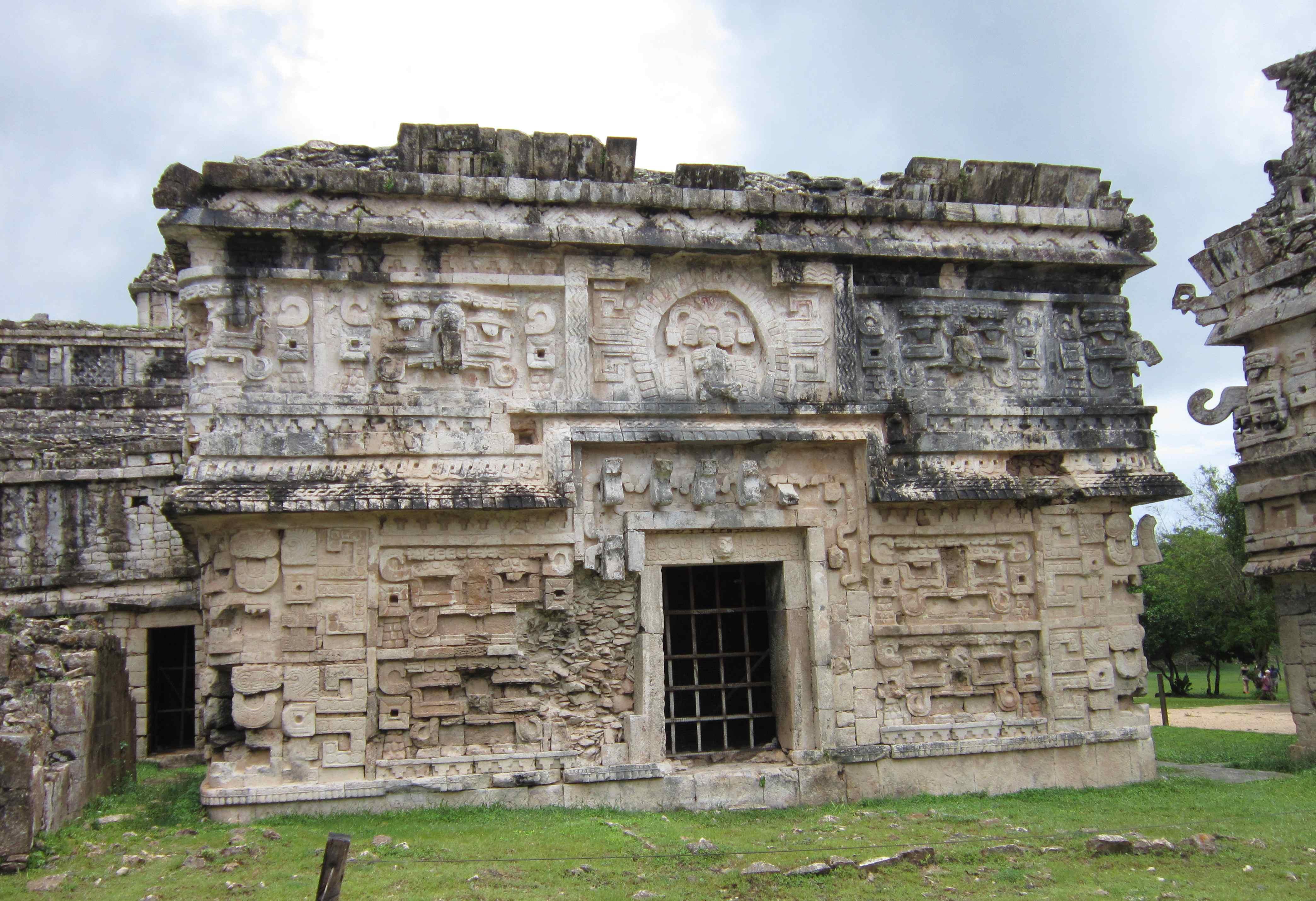 Ruinas mayas de Chichen Itza -