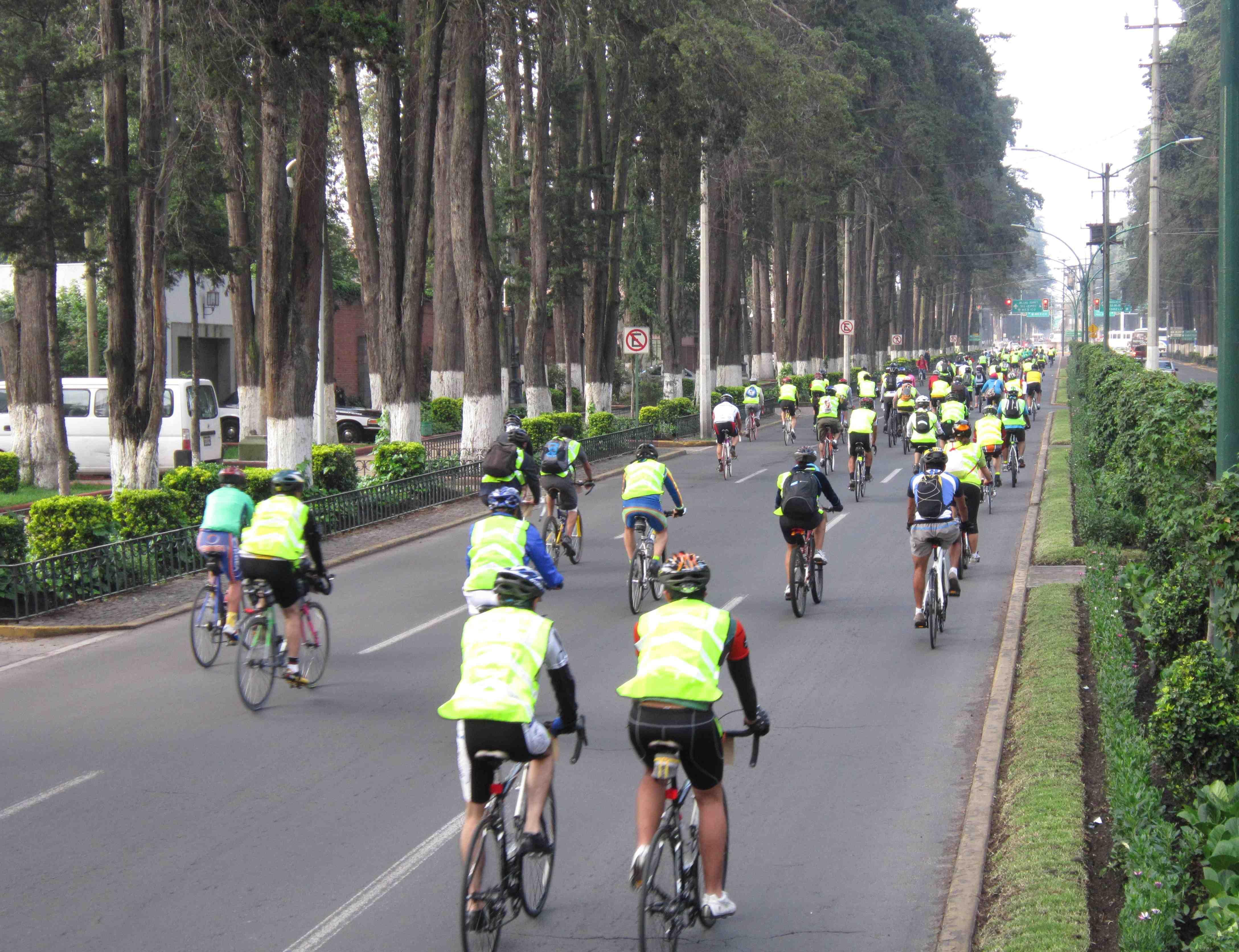 mountain biking in toluca – 2013