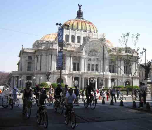 bellas artes bikes