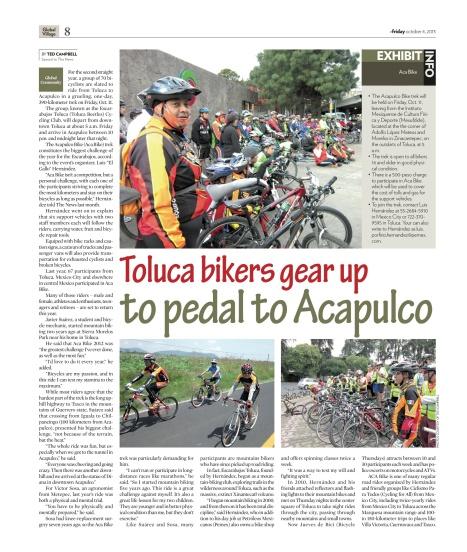 aca bike story