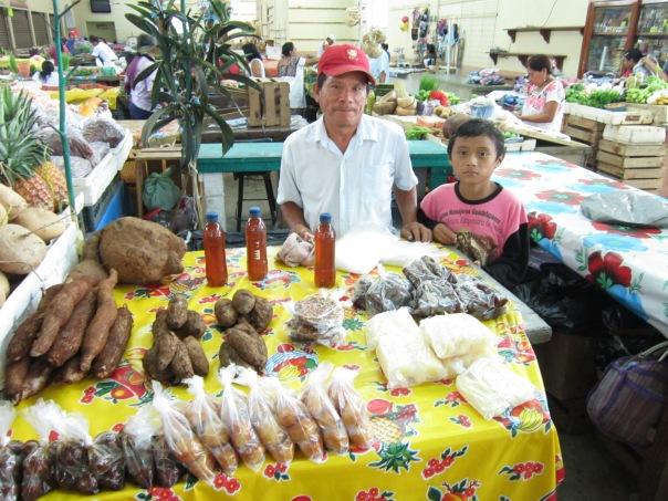 15 valladolid market yucca