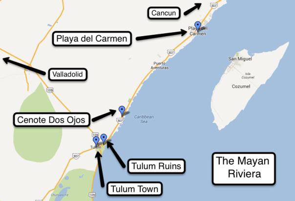 6 Mayan Riviera
