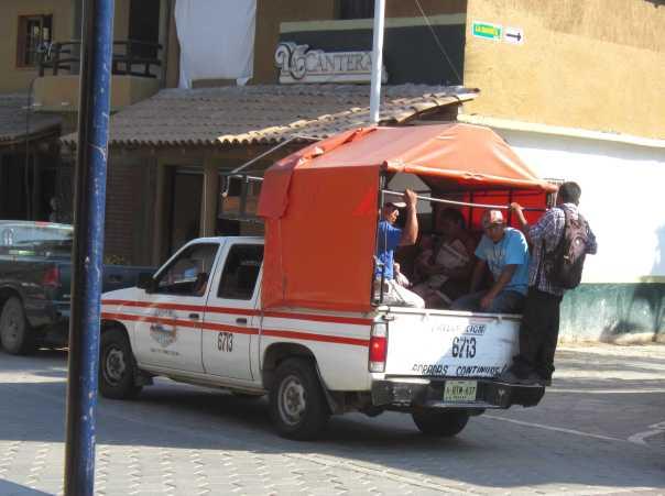 oaxaca truck