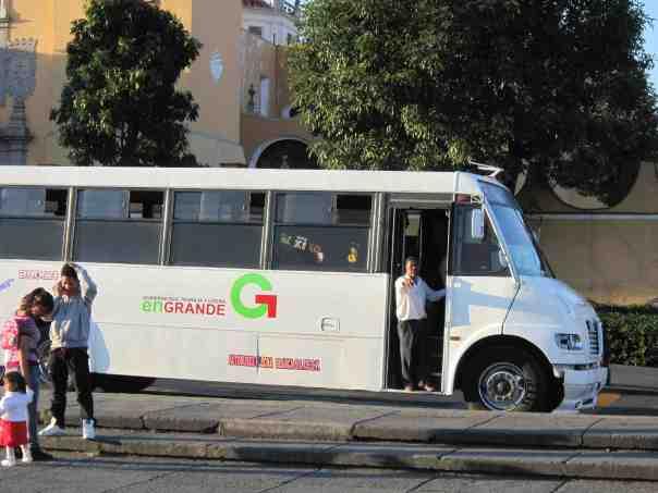 toluca bus