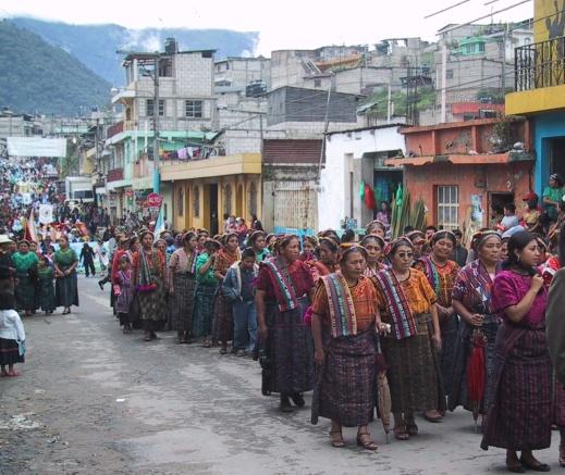 almolongo parade