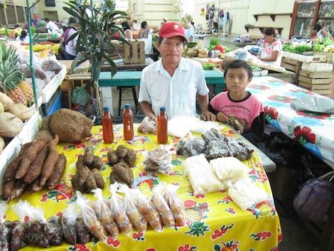 7 valladolid market yucca