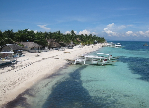 tip 2 philippine dive town