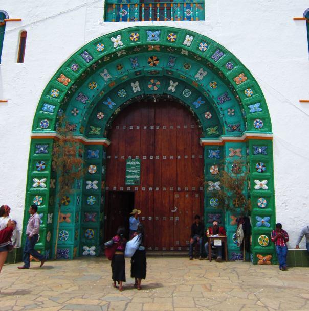 chamula church