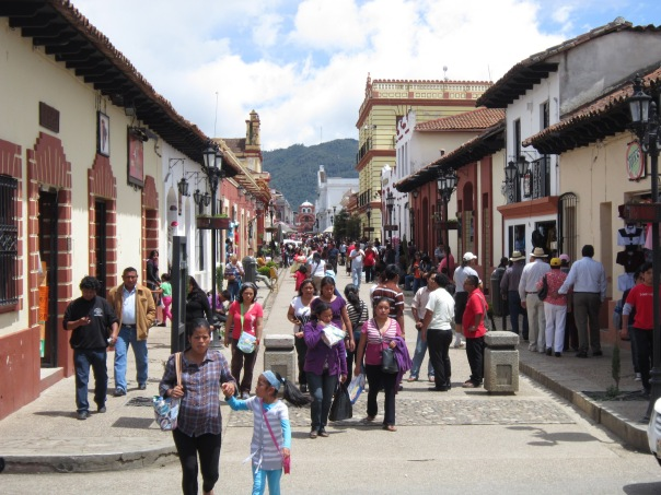 San Cris street NHB