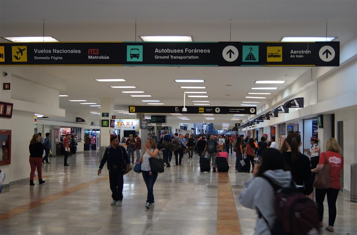 Car Rental Cancun Mexico Airport