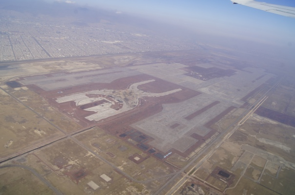 Mexico City's new airport